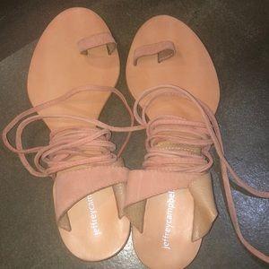 Nwot Jeffrey Campbell gladiator sandals